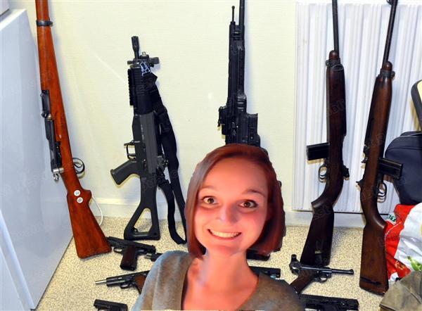 traffiquant d'arme